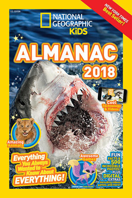 National Geographic Kids Almanac 2018