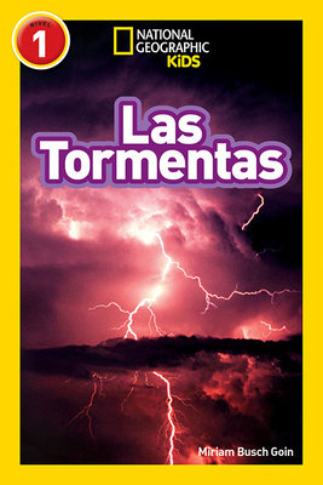National Geographic Readers Las Tormentas (Storms)