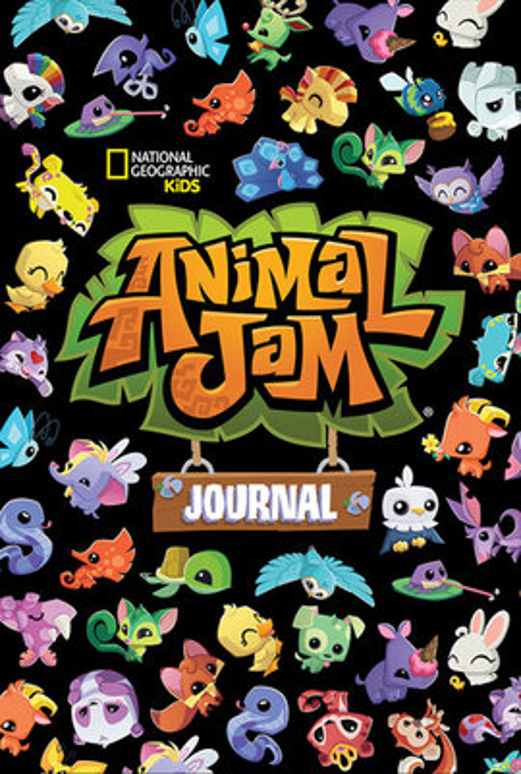 Animal Jam Journal