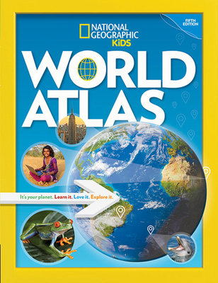National Geographic Kids World Atlas, 5th Edition