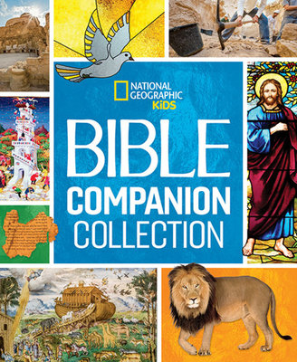 National Geographic Kids Bible Companion Collection