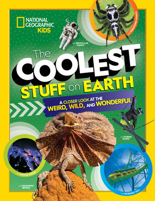 The Coolest Stuff on Earth