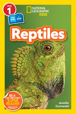 National Geographic Readers Lizards