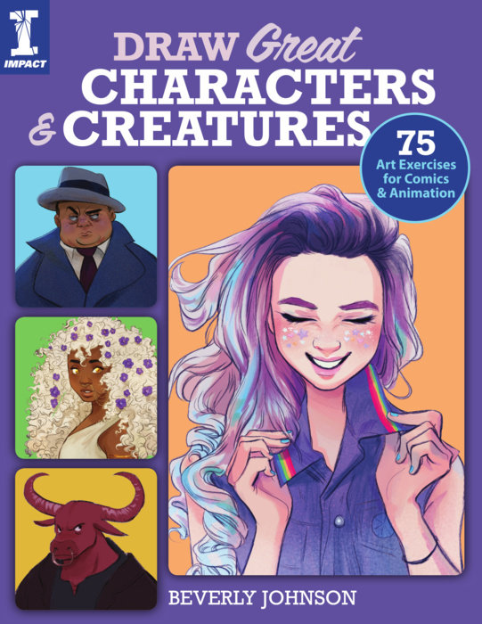 Draw Great Characters and Creatures