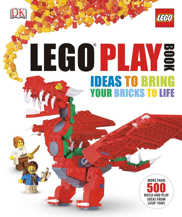 LEGO Play Book