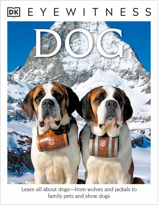 DK Eyewitness Books: Dog