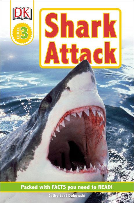 DK Readers L3: Shark Attack!