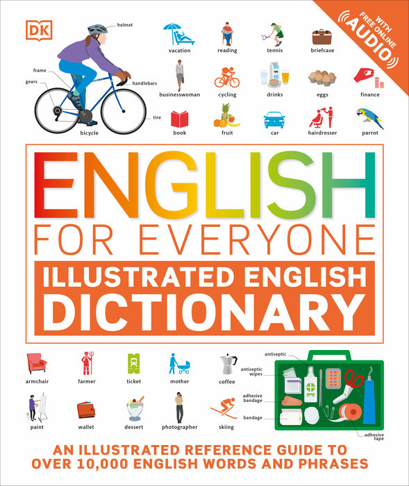 English for Everyone Illustrated English Dictionary