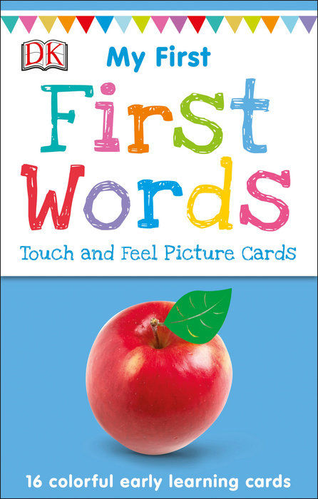 My First Touch & Feel Picture Cards: First Words
