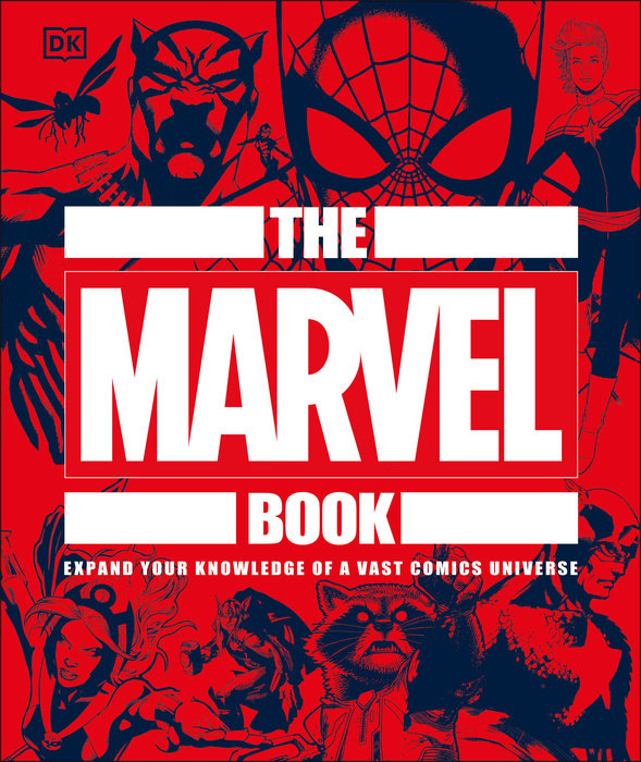 The Marvel Book