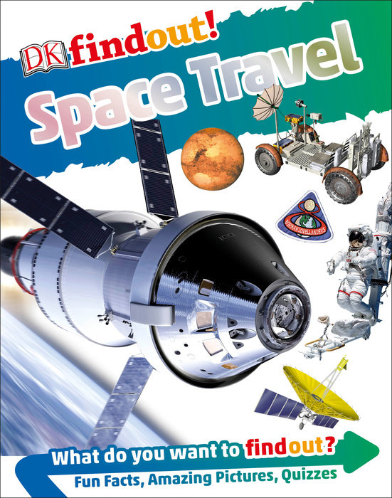 DK findout! Space Travel