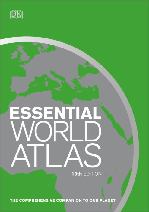 Essential World Atlas, 10th Edition