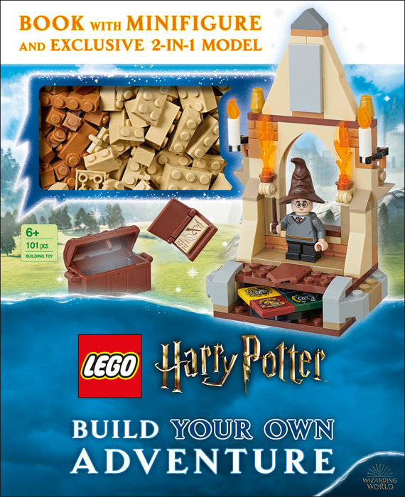 LEGO Harry Potter Build Your Own Adventure