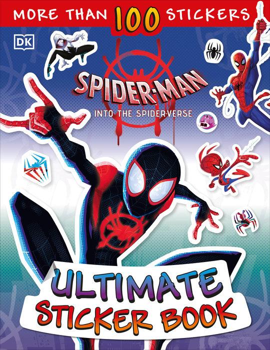 Ultimate Sticker Book: Marvel Spider-Man: Into the Spider-Verse