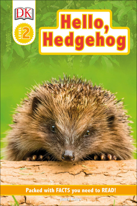 DK Readers Level 2: Hello Hedgehog