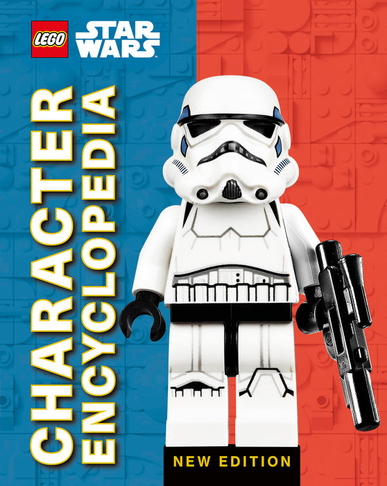 LEGO Star Wars Character Encyclopedia, New Edition (Library Edition)