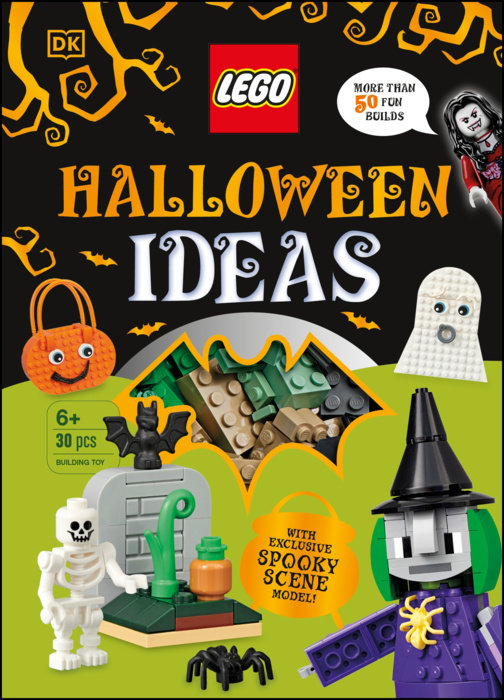 LEGO Halloween Ideas