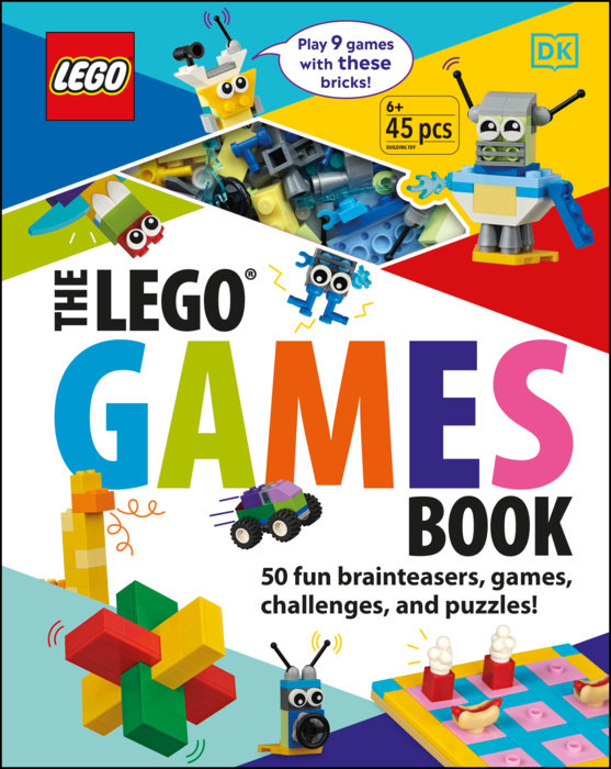 The LEGO Games Book