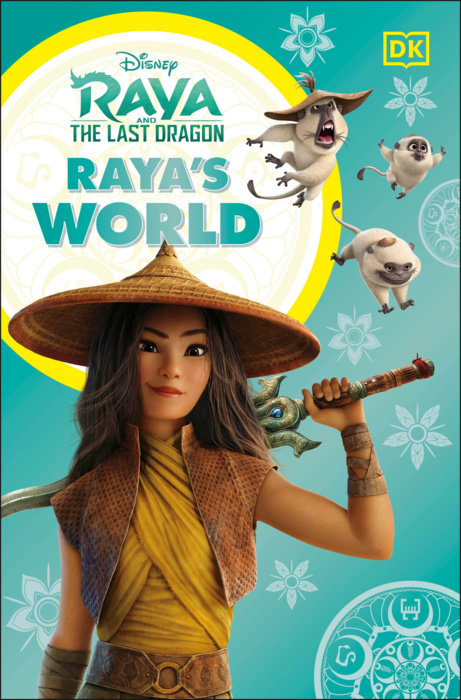Disney Raya and the Last Dragon Raya's World