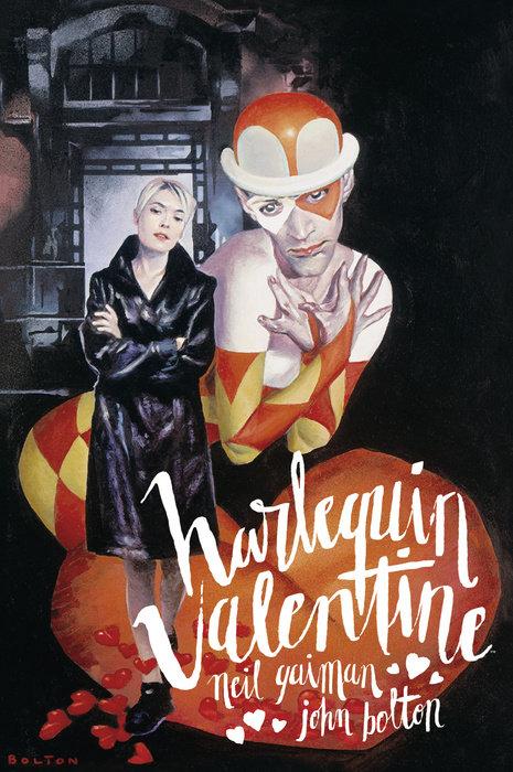Harlequin Valentine (Second Edition)