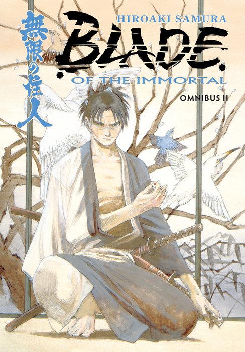 Blade of the Immortal Omnibus Volume 2