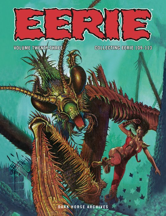 Eerie Archives Volume 23
