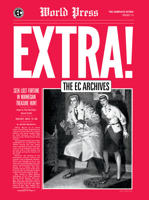The EC Archives: Extra