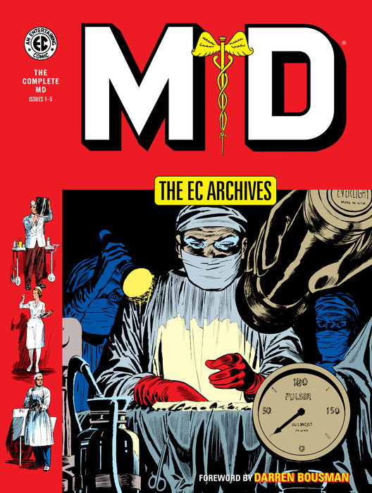 The EC Archives: MD