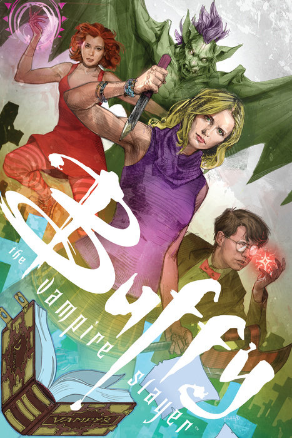 Buffy Season 10 Library Edition Volume 1