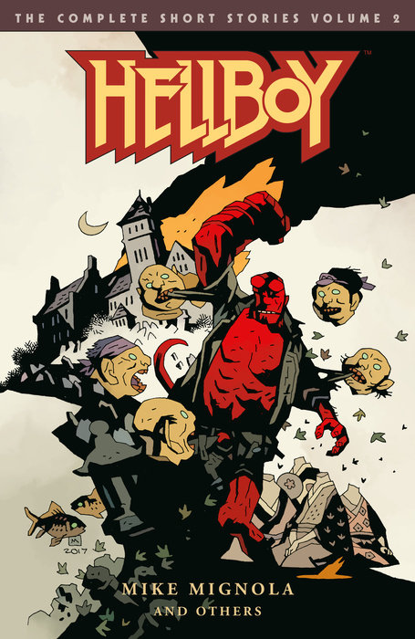Hellboy: The Complete Short Stories Volume 2