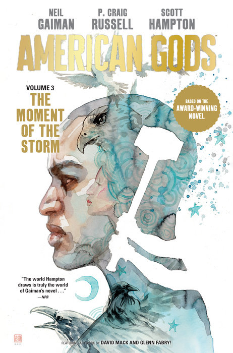 American Gods Volume 3: The Moment of the Storm (Graphic Novel)