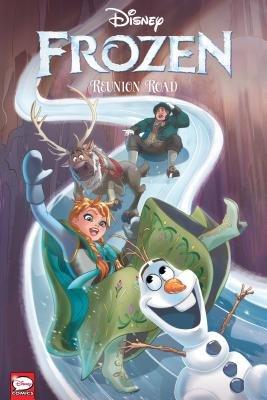 Disney Frozen: Reunion Road (Graphic Novel)