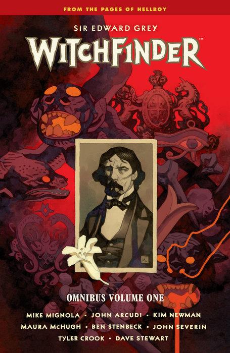 Witchfinder Omnibus Volume 1