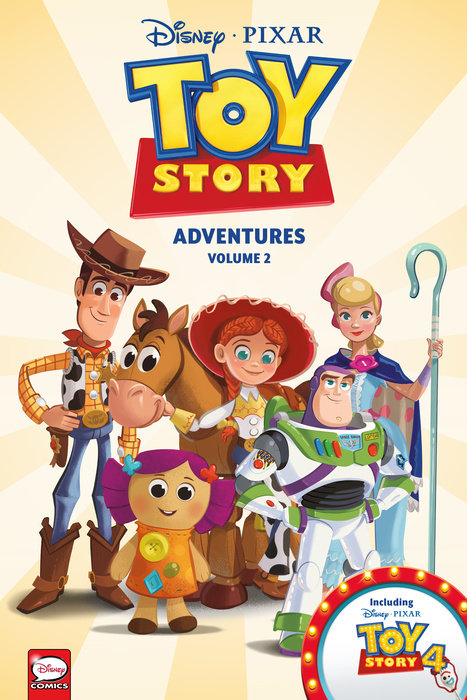 Disney·PIXAR Toy Story Adventures Volume 2 (Graphic Novel)