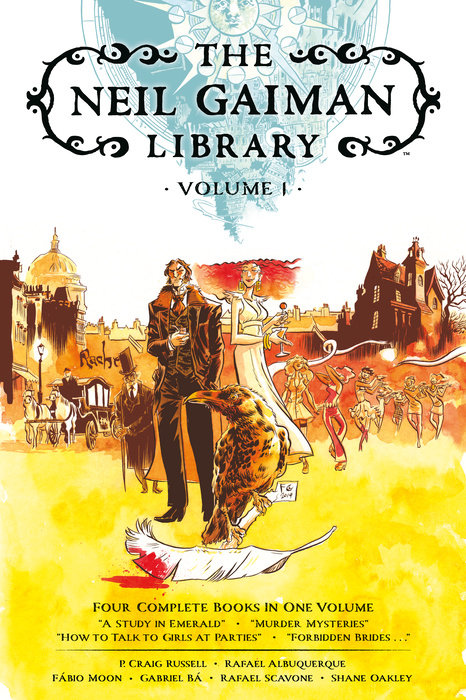 The Neil Gaiman Library Volume 1