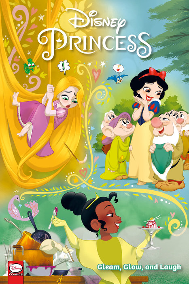 Disney Princess: Gleam, Glow, and Laugh