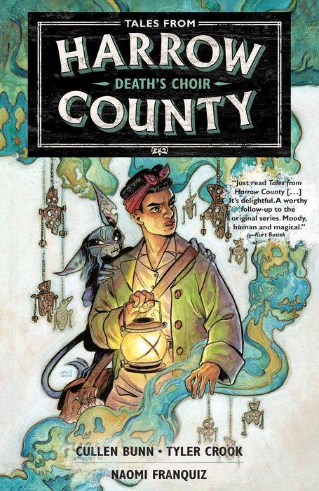 Tales from Harrow County Volume 1: Death's Choir