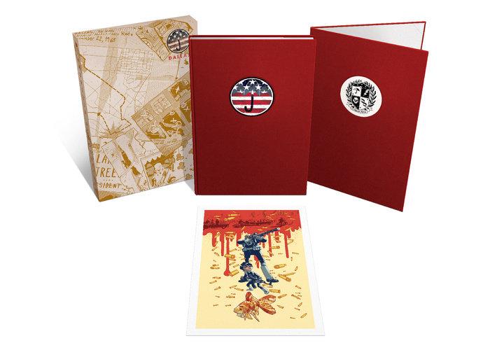 The Umbrella Academy Volume 2: Dallas (Deluxe Edition)