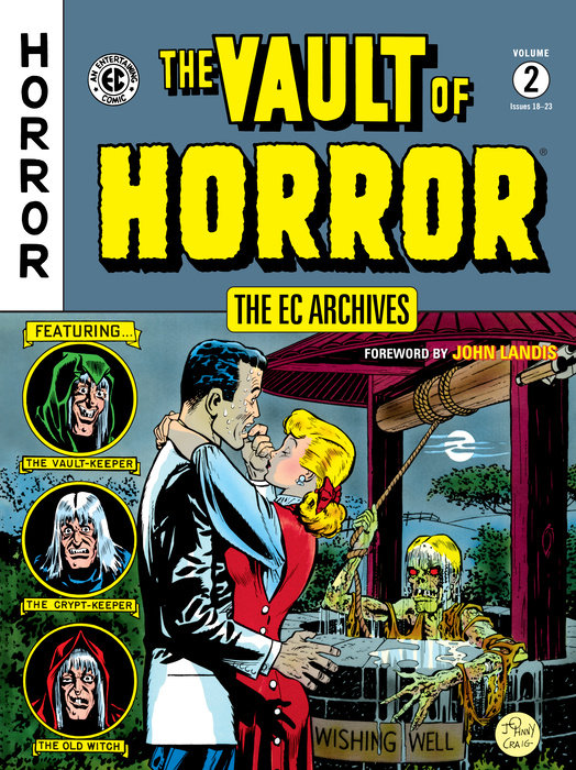The EC Archives: The Vault of Horror Volume 2