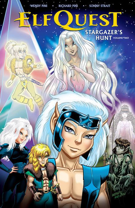 ElfQuest: Stargazer's Hunt Volume 2