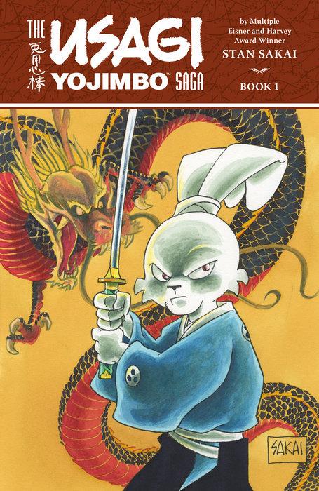 Usagi Yojimbo Saga Volume 1 (Second Edition)