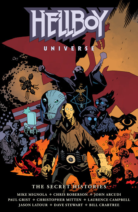 Hellboy Universe: The Secret Histories