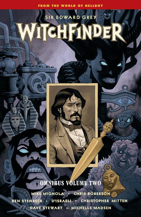 Witchfinder Omnibus Volume 2