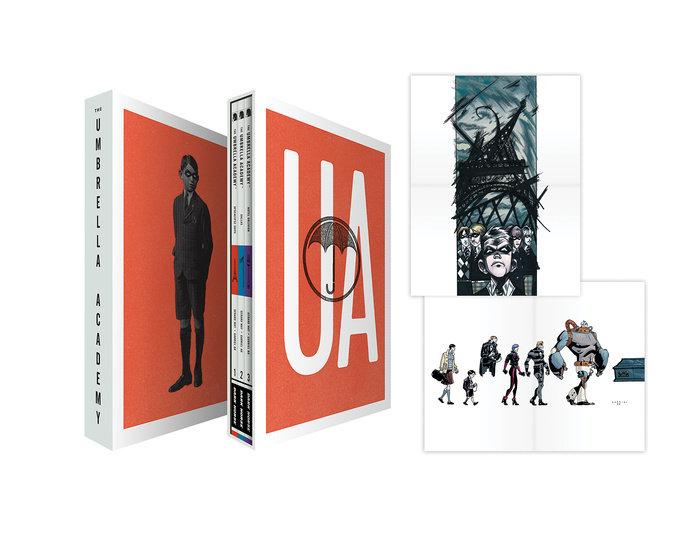 The Umbrella Academy Boxed Set