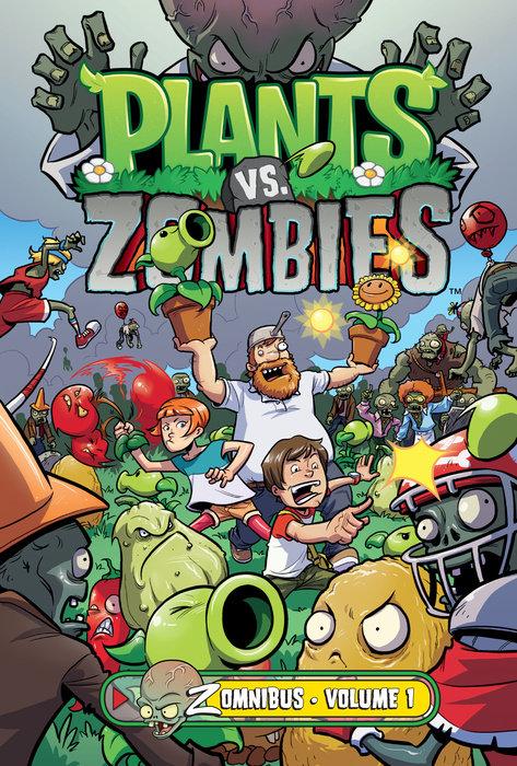 Plants vs. Zombies Zomnibus Volume 1