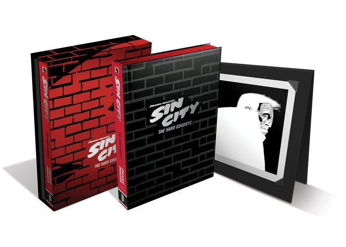 Frank Miller's Sin City Volume 1: The Hard Goodbye (Deluxe Edition)