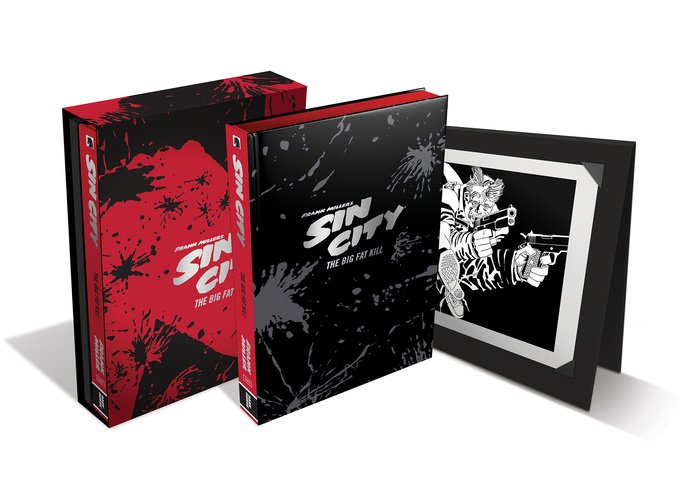 Frank Miller's Sin City Volume 3: The Big Fat Kill (Deluxe Edition)