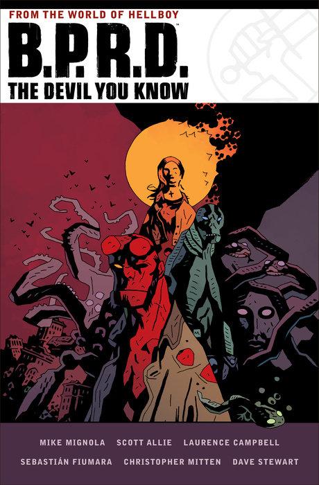 B.P.R.D.: The Devil You Know