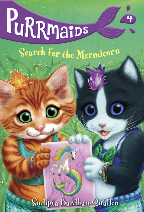 Purrmaids #4: Search for the Mermicorn