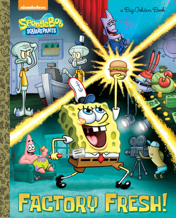 Factory Fresh! (SpongeBob SquarePants 400th Episode)